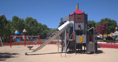 Parque Europa en Torrejón de Ardoz