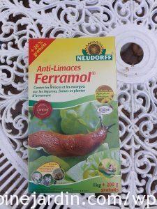 Anti-Limaces Ferramol