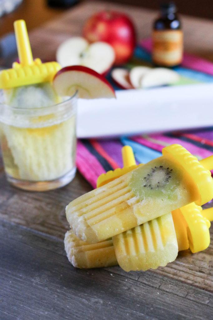 Fruity Popsicle Sparkling Cocktails #BrunchWeek