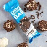 cookies and cream cheesecake keto fat bombs