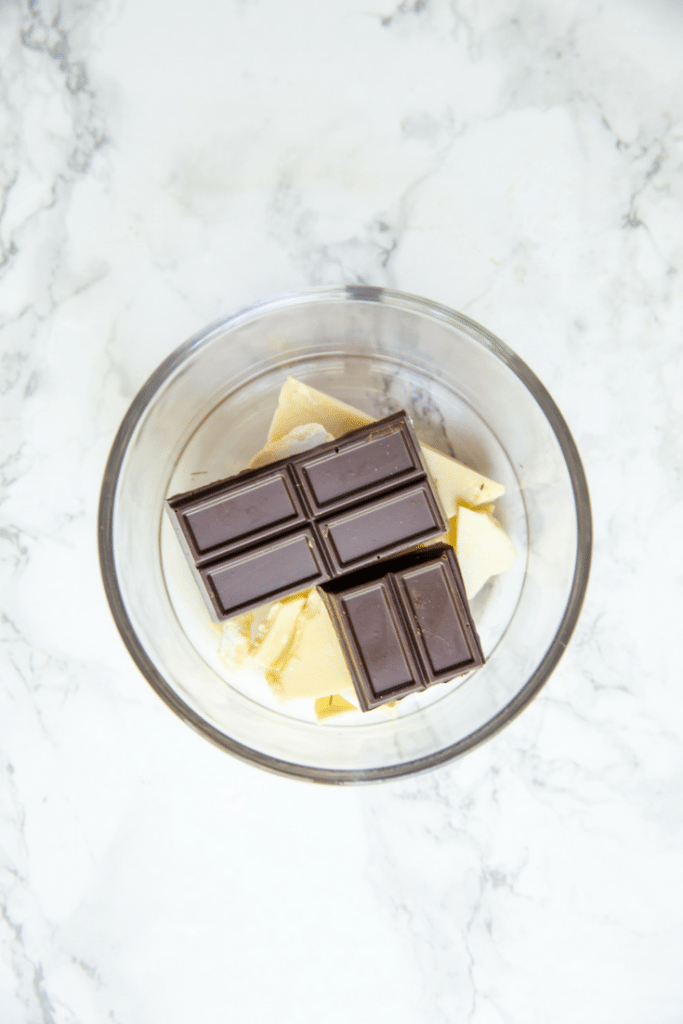 The Best Keto Chocolate Bar Recipe. This is a great alternative to buying store low carb chocolate carbs. Only 4g net carbs per serving!