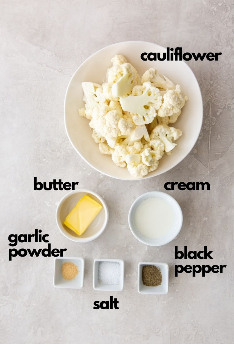 instant to make instant pot mashed cauliflower