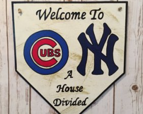yankees cubs house divided