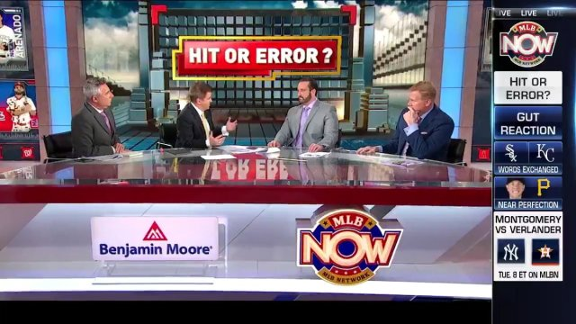 MLB NOW Hit or Error