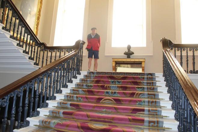 IMG_1322 Lin inside Dublin Castle