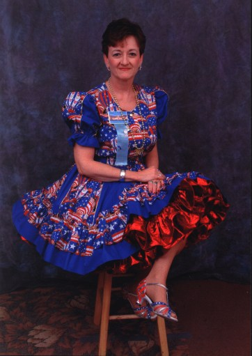 One of My Favorite Square Dance Outfits