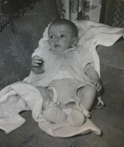 My baby picture - my birthday
