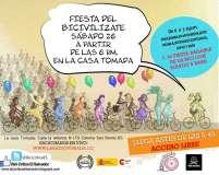 Programa en Vivo y Fiesta del BICIVILIZATE