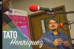 Tato Henríquez llega al encuentro de las nuevas generaciones en La Casa Tomada