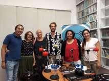 Patricia Belli de #RapacesGenerosas en Herzio Cultureta