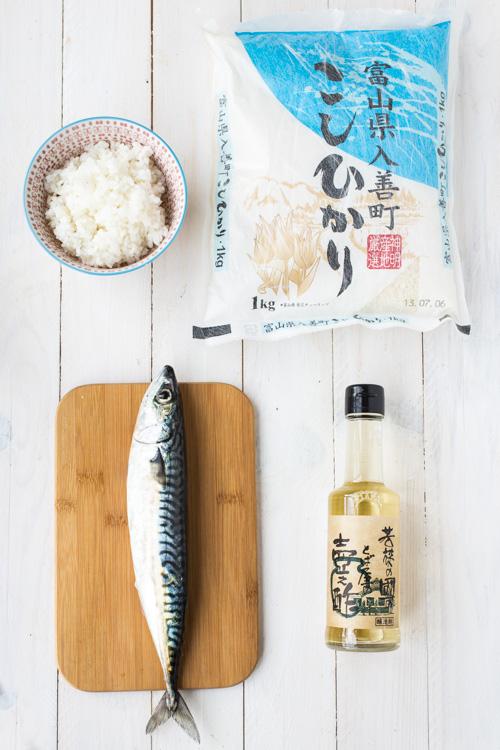 riz a sushi_sushi maquereau