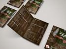 Speisen- und Getränkekarte im neuen Design | Rebranding | Haferlwirt