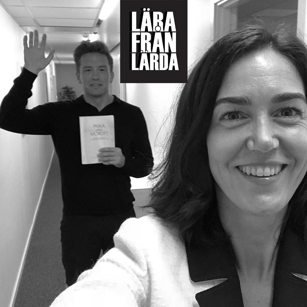 LÄRA FRÅN LÄRDA - podcast med Anna Russberg och Fredrik Hillerborg