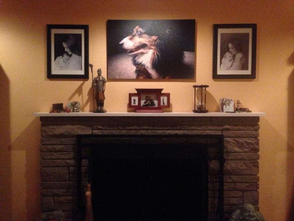 Heidi+over+fireplace