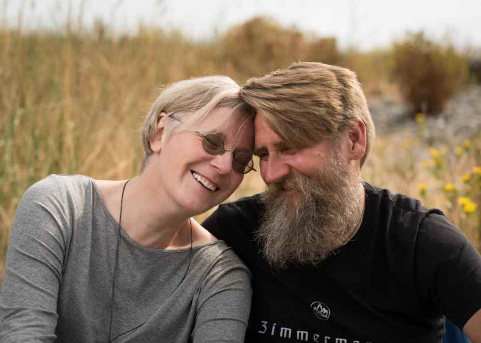 Portrait Of Astrid And Rob By Lara Grauer Photography Seattle