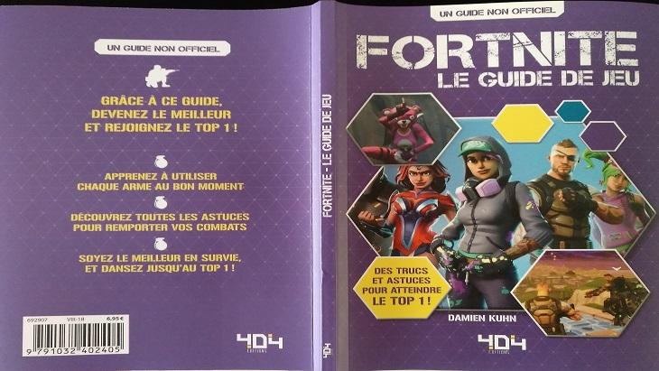 Fortnite Le Guide De Jeu Larajtekno