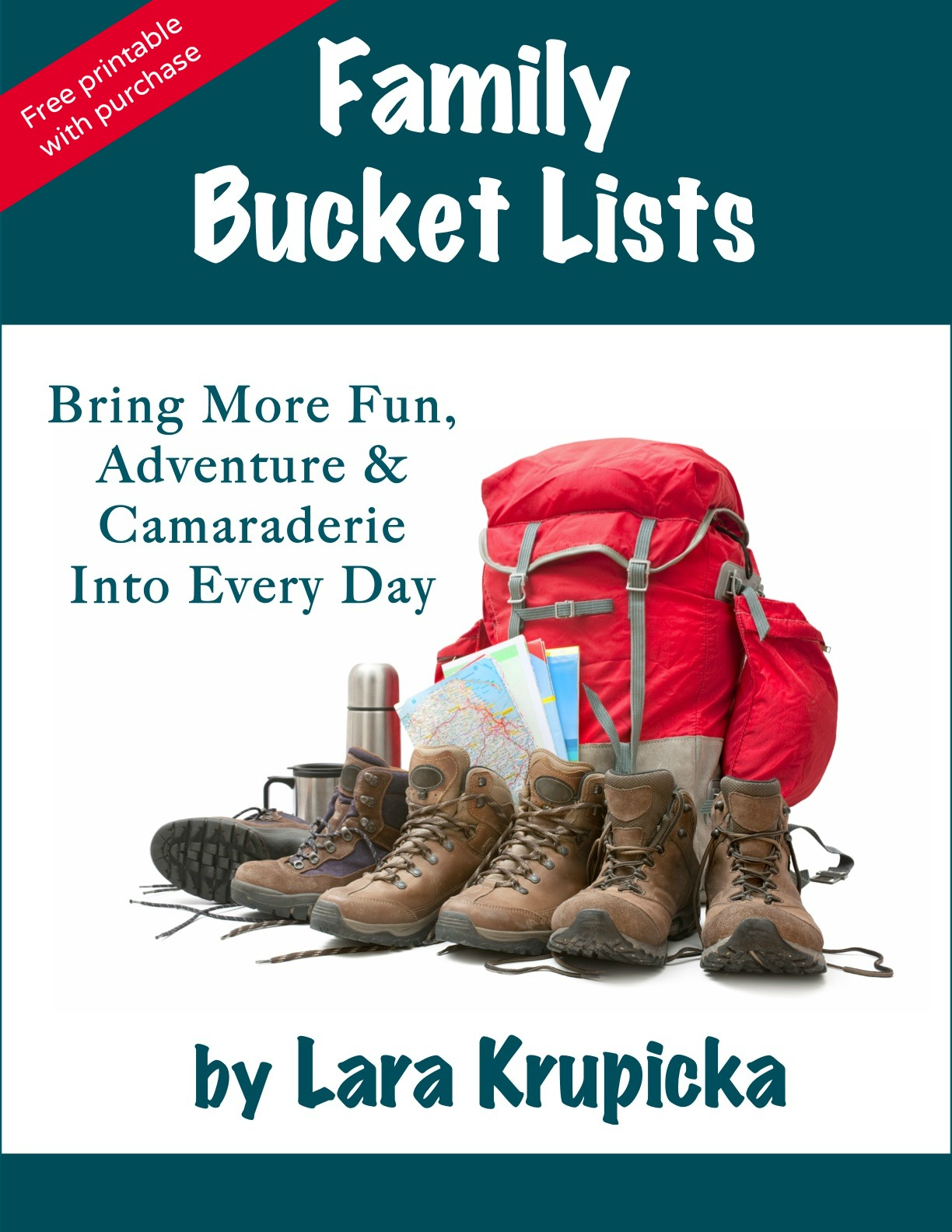 Family Bucket Lists Book