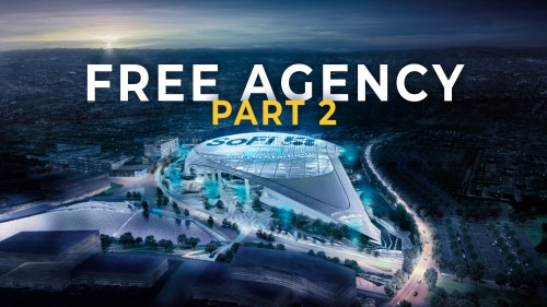 2020 Free Agency Part 2