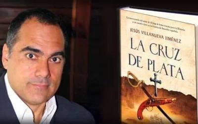 """""""La cruz de plata"""" de Jesús Villanueva Jiménez hoy 15 de octubre en el club de lectura La Ranilla"""