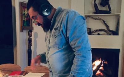 """Carlos Asdrúbal Lema presenta """"Mujeres de pies descalzos"""" en La Ranilla Espacio Cultural el próximo sábado 26 de enero a las 20:00 horas"""