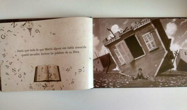 los fantasticos libros voladores del sr morris lessmore