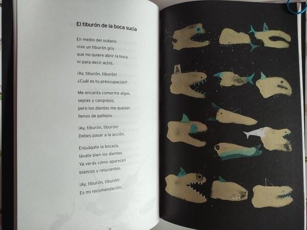bichopoemas y otras bestias - libro de poesia para niños - poemas cortos
