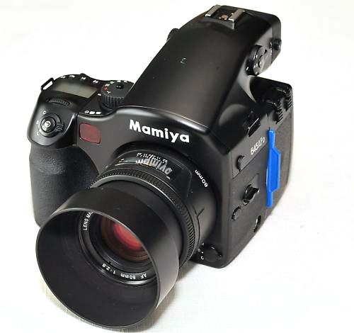 Mamiya 645 AFD Medium Format