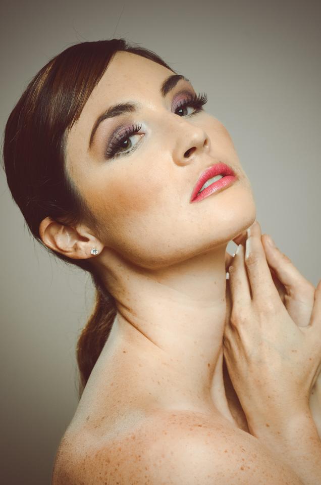 NY Fashion - Model Sara McDermott