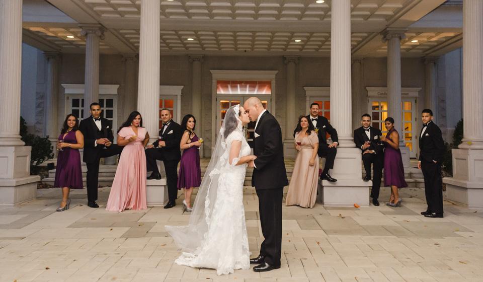 NJ Wedding Photography | The Palace at Somerset Park by Lara Photography