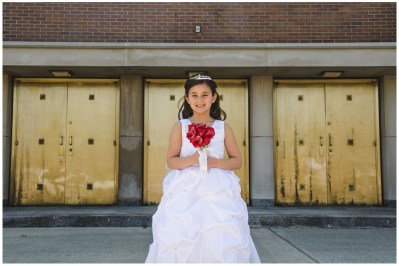 FIRST COMMUNION | ST . ROSE OF LIMA | ALEXA