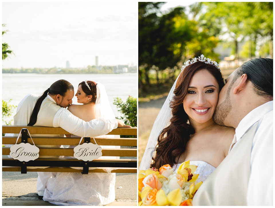 NY Wedding Photography | Barretto Point Park, Bronx, NY