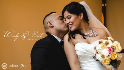 WEDDING VIDEO | WENDY + ERICK | FLUSHING TOWN HALL