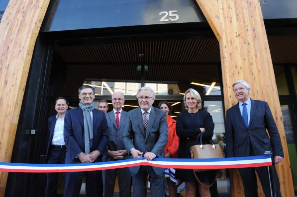 inauguration du 25 de la Vallée - ECL Chaville