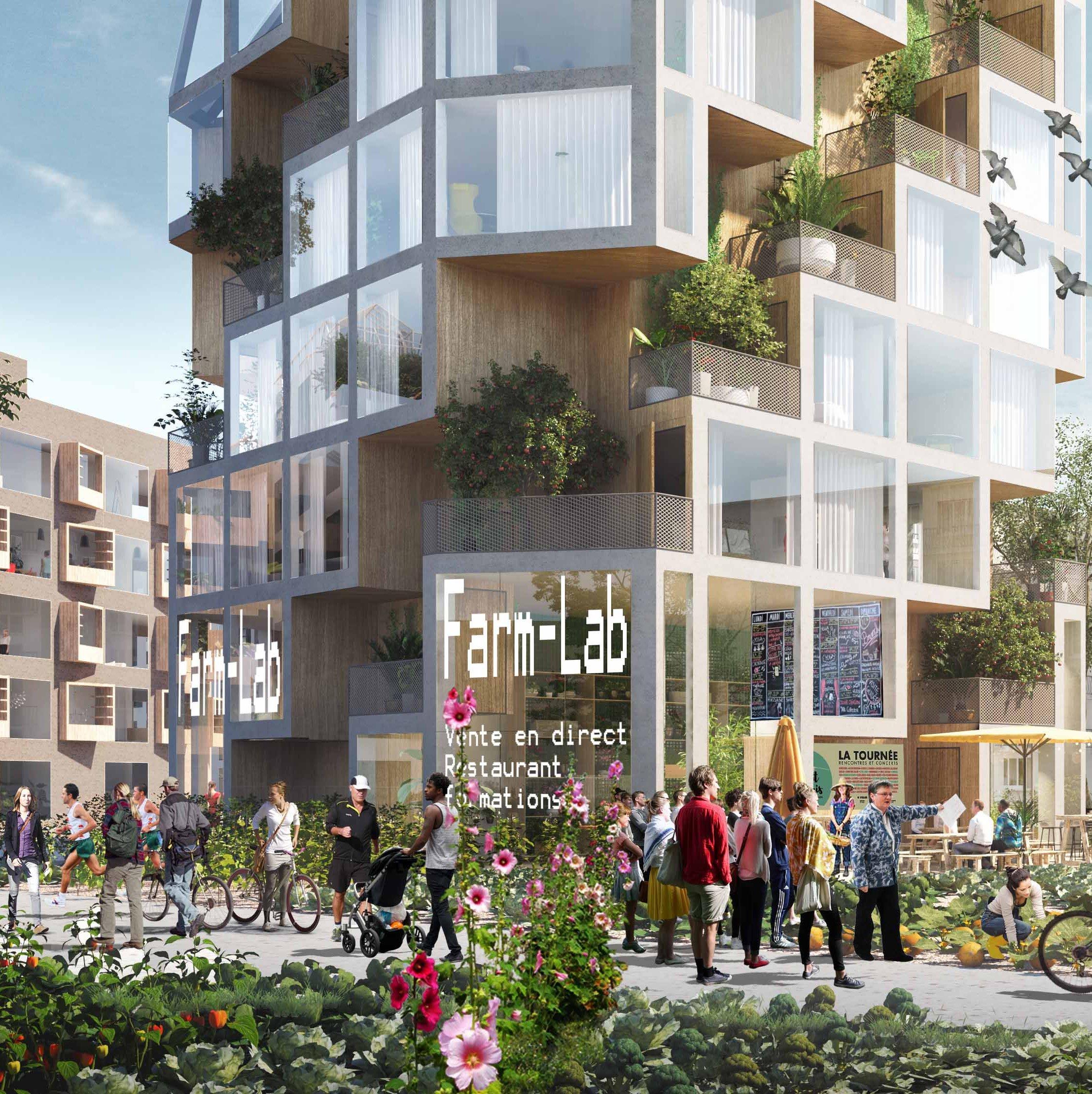 IMGP Inventons la métropole du grand paris