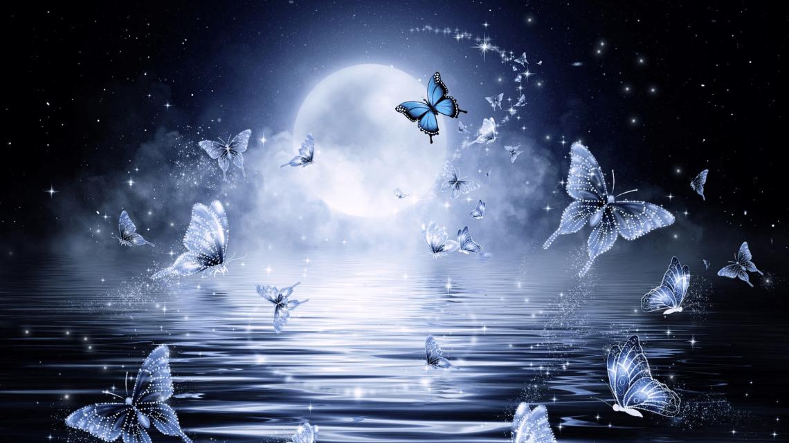 Luna piena in scorpione – Il potere che ci abita