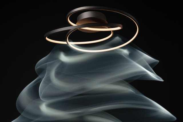 Product photography and lightpainting combined.