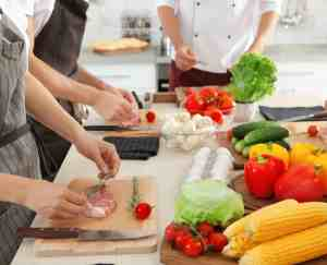 Cooking classes photo