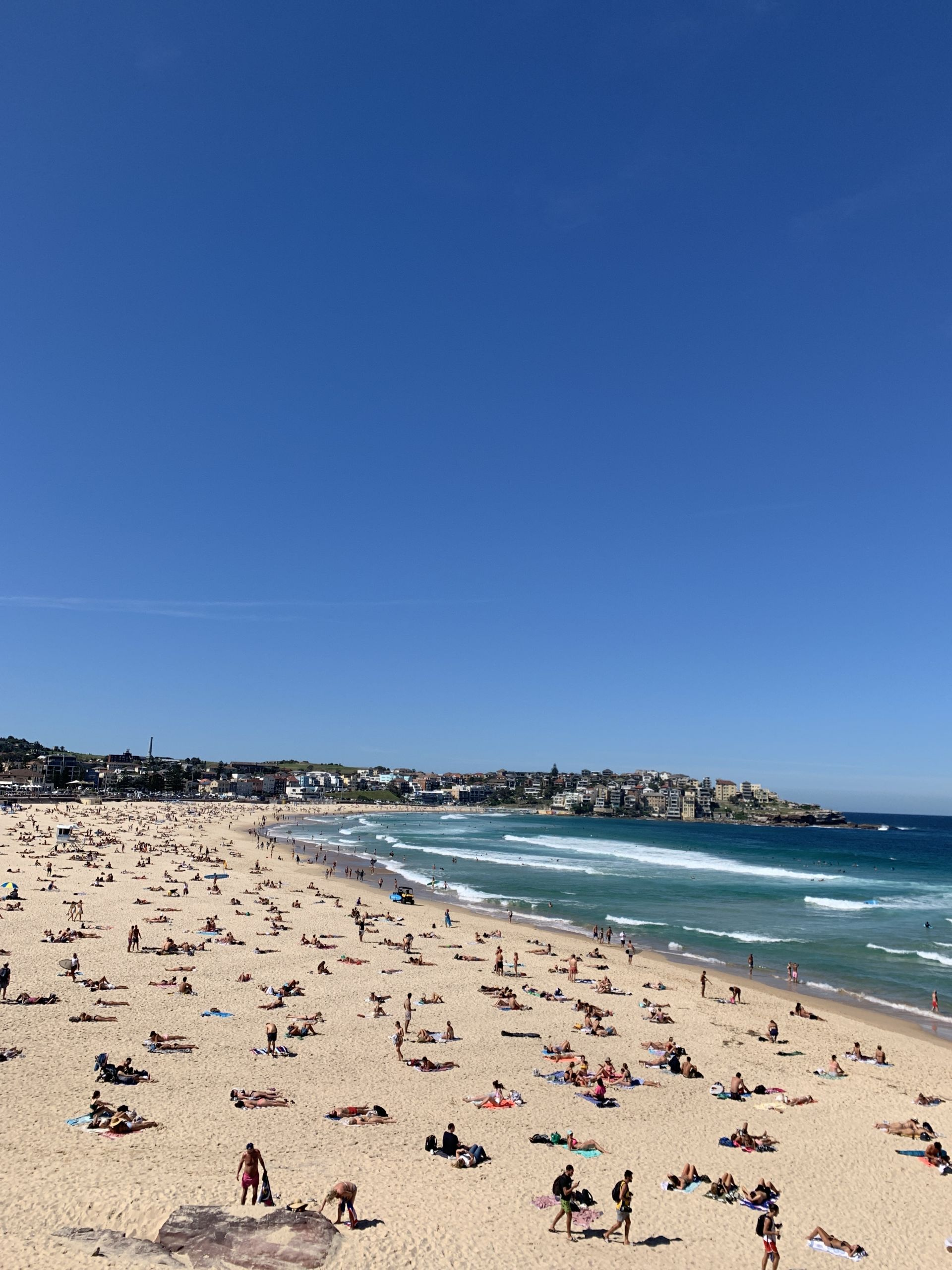 Larasstory travel blog bondi beach