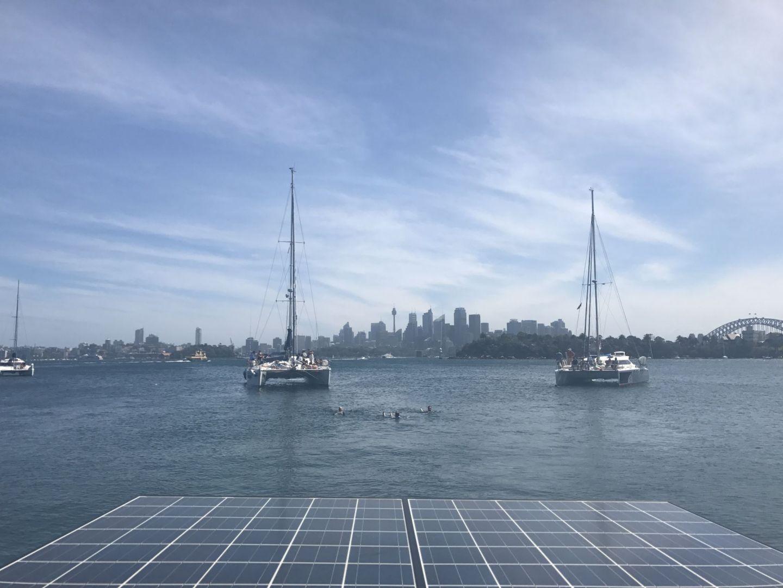 Lara Lain - Sydney Harbour