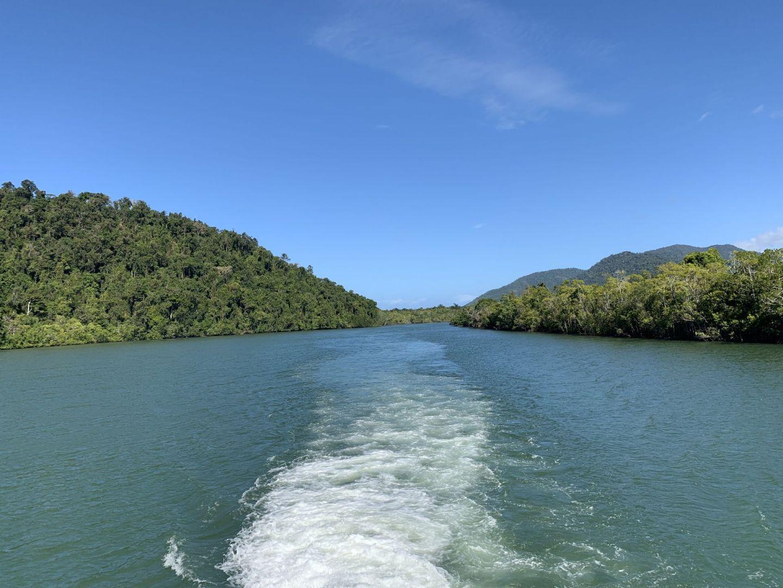 Lara Lain larasstory blog Frankland Islands mulgrave river