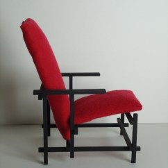 Red Blue Chair How To Replace Lawn Webbing And Laramiathornton