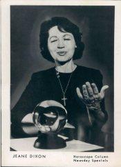 Jeane Dixon predijo las muertes de John y Robert Kennedy, y de Luther King - La Razón