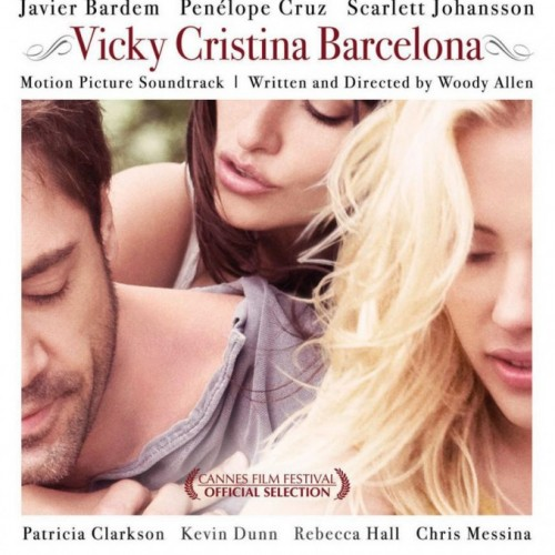 Penelope Cruz vestida de L'Arca en Vicky Cristina Barcelona