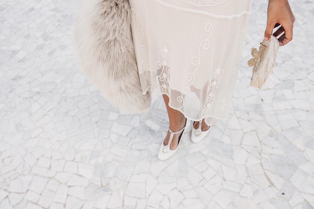 Vestido-y-zapatos-novia-años20