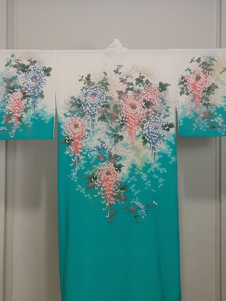 kimono-novia-azul