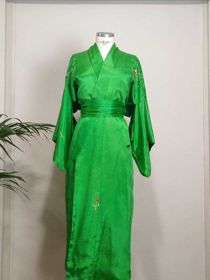 kimono-seda-chino-antiguo