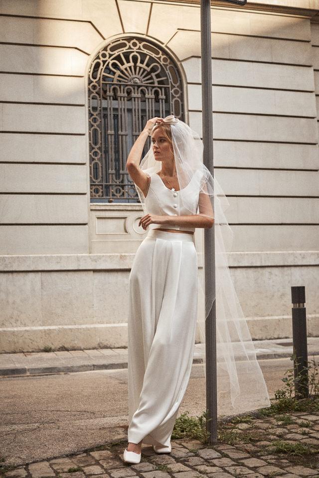 BRIDE-TROUSERS-VEIL