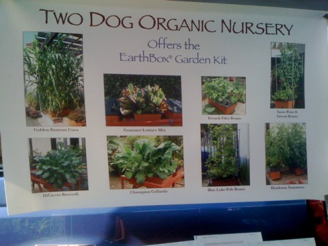 EarthBox Garden by Two Dog Organic