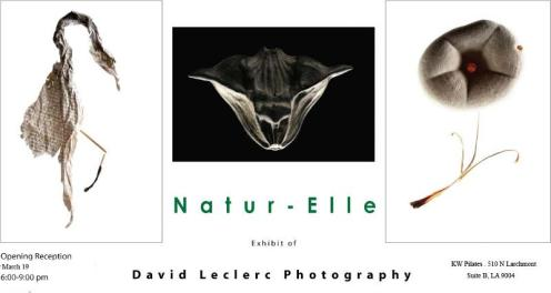 David Leclerc Photography Exhibit