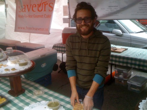 Andrew of Domenico's Foods at Larchmont FM